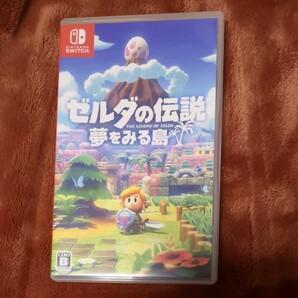 Nintendo Switch 任天堂 ニンテンドースイッチ ゼルダの伝説 夢をみる島 ZELDA