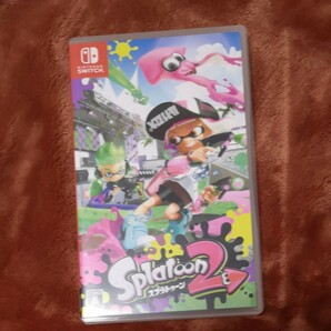 Nintendo Switch スプラトゥーン2 ニンテンドースイッチ Splatoon2 任天堂