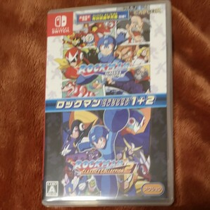 【Switch】 ロックマン クラシックス コレクション 1+2 Nintendo Switch 任天堂 ニンテンドースイッチ