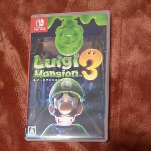【Switch】 ルイージマンション 3 Nintendo Switch ソフト ニンテンドースイッチ