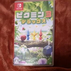 【Switch】 ピクミン3 デラックス 任天堂スイッチソフト Nintendo Switch