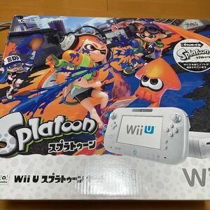 WiiU 本体 スプラトゥーン Nintendo