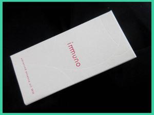 §●immuno(イミュノ) アドバンスド エッセンシャルオイル WH ♪美容液★計1点