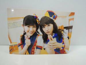 1l9m12A AKB48 TSUTAYA RECORDS 特典 恋するフォーチュンクッキー 大島優子・渡辺麻友