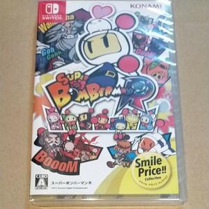新品未開封◆スーパーボンバーマン R [通常版] Nintendo Switch ニンテンドースイッチ