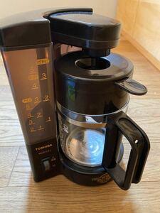 コーヒーメーカーTOSHIBA