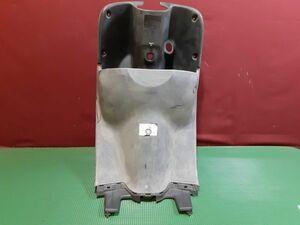 HR900●ホンダ ディオ フィット AF27 2スト フロントインナーカバー レッグシールド 全バラシ レストア ベース リペア 旧車 当時物
