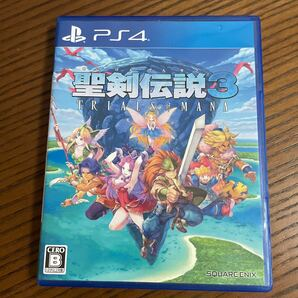 【PS4】聖剣伝説3 トライアルズオブマナ