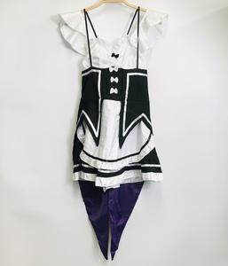 コスプレ衣装 Re:ゼロから始める異世界生活 リゼロ メイド服 ラム風 女性Sサイズ相当