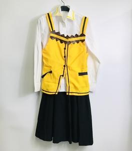 コスプレ衣装 ご注文はうさぎですか シャロ風 制服 女性Mサイズ