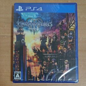 [新品・未開封] PS4 キングダムハーツ3