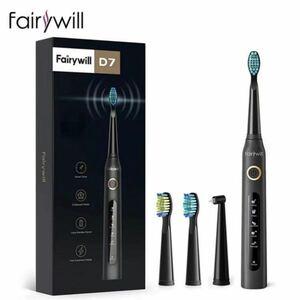 【新品】電動歯ブラシ ハブラシ Fairywill 音波歯ブラシ
