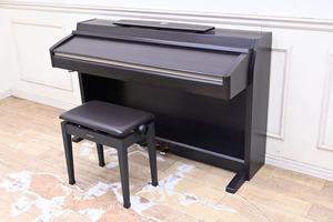 FK16 美品 ワンランク上の ヤマハ YAMAHA クラビノーバ 電子ピアノ 鍵盤楽器 CLP-230 昇降椅子付 引き取り大歓迎