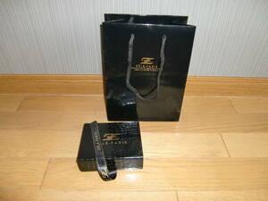 新品に近い【ZELE-PARIS 空箱と手提げ袋】 定形外郵便発送