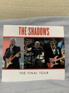 THE SHADOWS 「THE FINAL TOUR」2CD