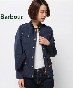 ☆新品 バブアー Barbour インターナショナル スタンドカラー ナイロン ジャケット ビデイル BEDALE ミリタリージャケット ビームス BEAMS