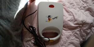 ワッフルメーカー ミッキーマウス