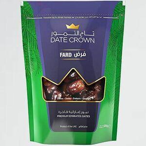 新品 未使用 デ-ツ デ-ツクラウン H-RE ドライフル-ツ) (1個) ファ-ド種 500g (濃厚な甘さナツメヤシ/ 無添加 砂糖不使用