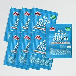 未使用 新品 メ-カ-シェアNo.1 ビフィズス菌・乳酸菌 1-8R 機能性表示食品 森永乳業 森永ビヒダス BB536 7日分(14粒入り)