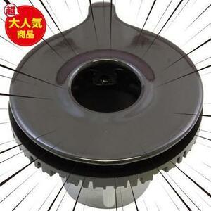新品リンナイ ガステーブル専用部品 バーナーキャップ【標準バーナー用】(グレー) 151-404-000ZCHV