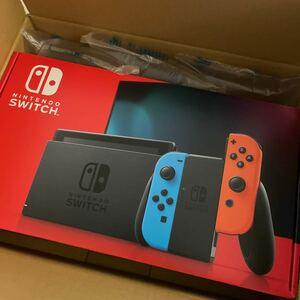 Nintendo Switch ニンテンドースイッチ本体 新品未開封