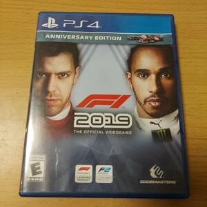PS4 北米版 F1 2019