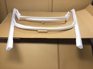 レクサス(LEXUS) 19系GS 【前期用】 ハーフエアロ3点セット(フロント・サイド・リアのセット) 新素材ABS製  人気商品!!