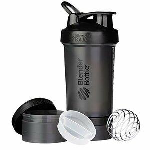 ブラック ブレンダーボトル 【日本正規品】 Blender Bottle ProStak 22オンス (650ml) Full-