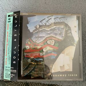 CD ソウルアサイラム/ラナウェイ・トレイン SOUL ASYLUM SRCS-7306
