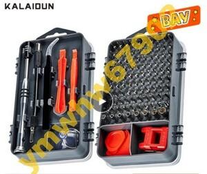 ◆総合評価403◆優良店★115in1 ドライバーセット 磁気ドライバービット 携帯電話の修復ツールキット 電子デバイスツール Mz2553