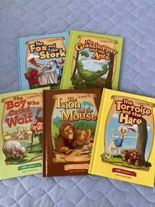 英語 絵本 5冊セット 洋書 英語育児 美品 ABCmouse 英語絵本 多読 おうち英語 wwk dwe ORT CTP