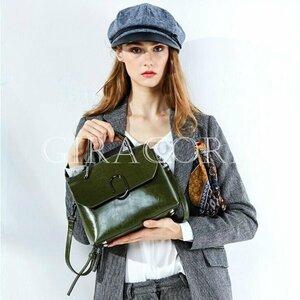 新品ショルダーバッグレディースバッグハンドバッグトートバッグ本革バック通勤通学大容量6色おしゃれレザー