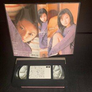 VHS 深田恭子 『to me』ビデオ 管理番号V03