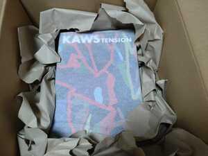 BE@RBRICK KAWS TENSION 100% & 400% カウズ ベアブリック メディコムトイ MEDICOMTOY テンション KAWS TOKYO FIRST 当選品