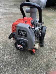 KOSHIN 工進 エンジンポンプ KM-25 HIDELS PUMP ハイデルスポンプ 小型エンジン ポンプ 農業等にも 水ポンプ 現状売り切り