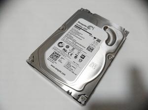 美品 SEAGATE製ST2000DM001 3.5インチ HDD 2TB(7CJK)