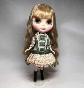 1円 ブライス Blythe 人形 ネオブライス 本体 クリアリィ・クレア 欠品有 コレクター 現状品 D946-12