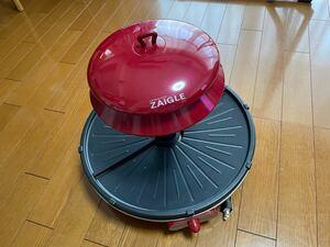 ZAiGLE 赤外線ロースター NC-300 レッド
