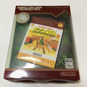 ゲームボーイアドバンス ソフト ファミコンミニ リンクの冒険 動作確認済み  ゼルダの伝説 レトロ ゲーム