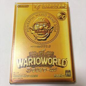 ゲームキューブ ソフト ワリオワールド 動作確認済み レトロ カセット 任天堂
