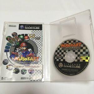 ゲームキューブ ソフト マリオカートダブルダッシュ 動作確認済み ケース割れあり マリカ レース 任天堂