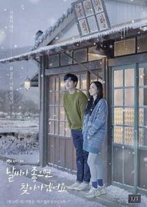 韓国ドラマ 天気が良ければ訪ねて行きます Blu-ray版 日本語字幕