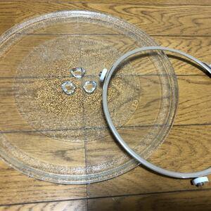 電子レンジ用ターンテーブル 回転皿