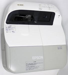 【中古】EPSON 液晶プロジェクター EB-485WT 3100ルーメン