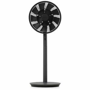 展示品 バルミューダ BALMUDA EGF-1700-DK リビング扇風機 The Green Fan(ザ・グリーンファン) ダークグレー [リモコン付き]