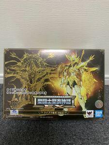 新品 バンダイスピリッツ 聖闘士聖衣神話EX ライブラ童虎(神聖衣)