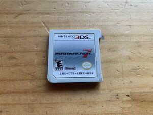 北米版 Mario Kart 7 マリオカート7 3DS マリオ ニンテンドー3DS ソフト アメリカ版