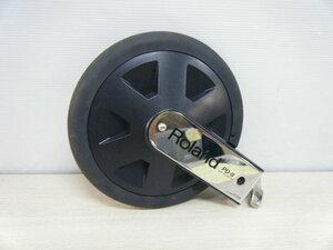 3こ74▼Roland/ローランド 電子ドラム パッド《PD-8》1点◆8.5インチ デュアル・トリガー・パッド