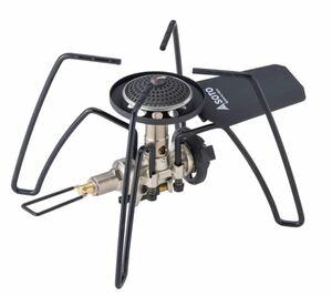 限定品 新品未使用 SOTO レギュレーターストーブ ST-310 MT カセットガス シングルバーナー