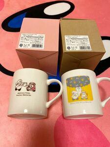 カービィ カフェ スーベニア マグカップ カップ マグ TOKYO Kirby cafe 陶器 コップ ジャー 2個 セット